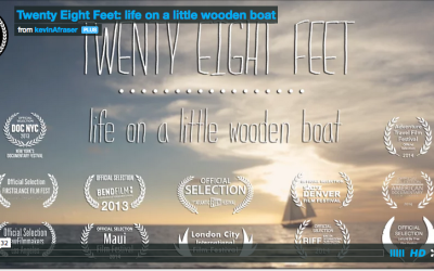 Life on a Little Wooden Boat