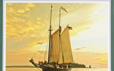 2015 Calendar of Wooden Boats