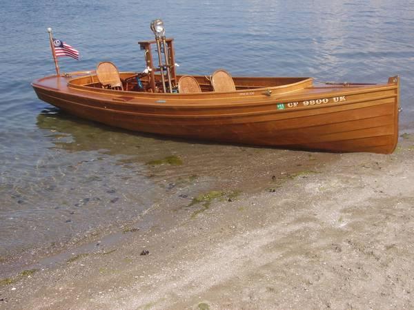 """""""Pretty Ol'Boat"""""""