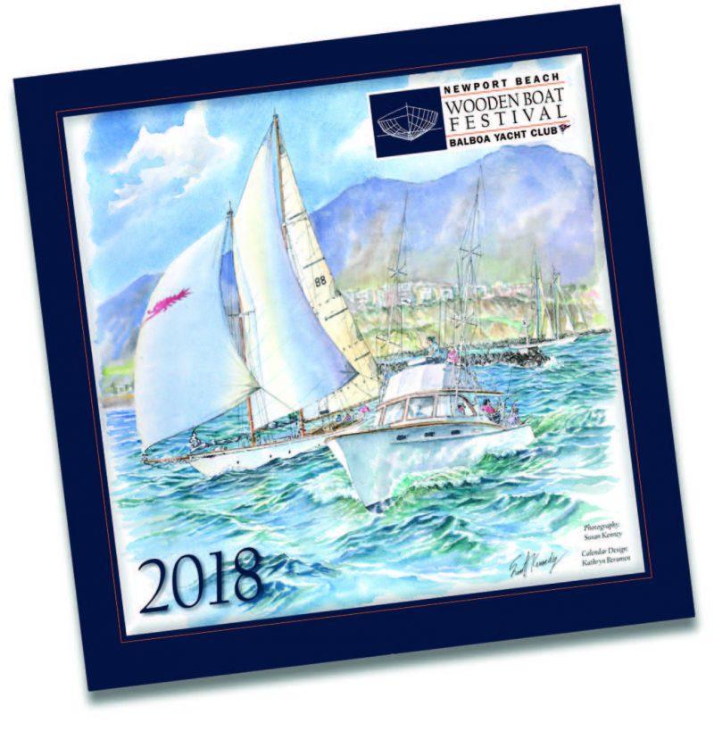 2018 Wooden Boat Calendar