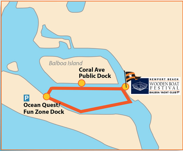 Water Taxi Routes