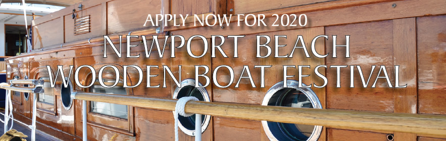 Apply Now for 2020 Wooden Boat Festival